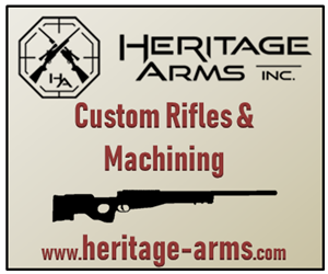 Heritage Arms ad